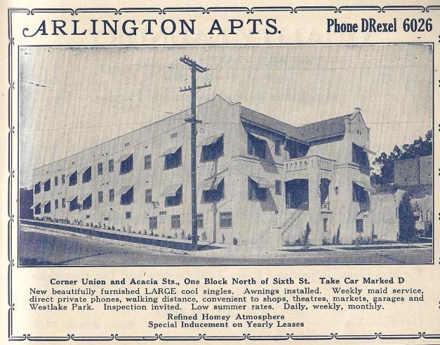 Arlington - then