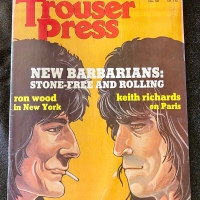 Trouser Press Thursdays - July 1979